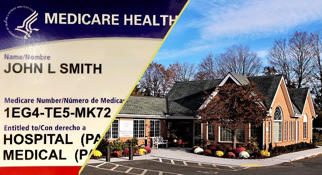 Medicare Card & Nursing Home